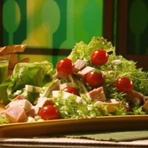 ¿Existe un orden para aliñar la ensalada?